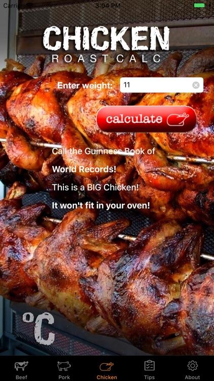 Roast Calc screenshot-3