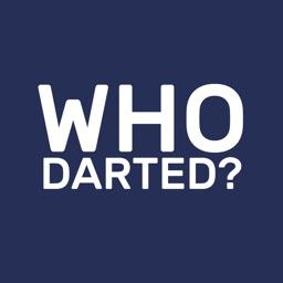 Who Darted? - Darts scoring