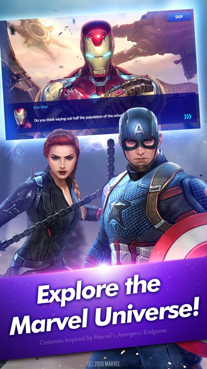 MARVEL Future Fight screenshot-1