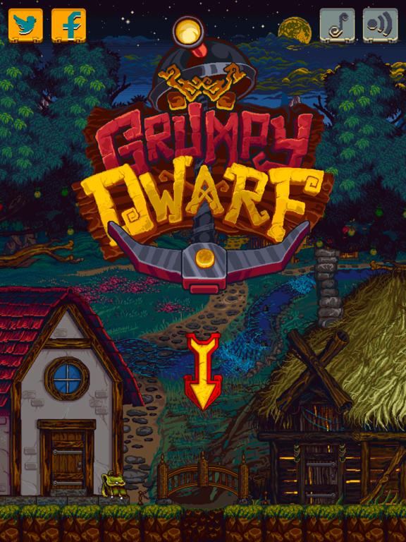 Grumpy Dwarfのおすすめ画像1