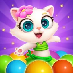Bubble Shooter - Cat Island