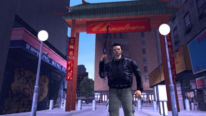 Screenshot from Grand Theft Auto III