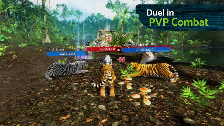 The Tiger Online RPG Simulator screenshot-4