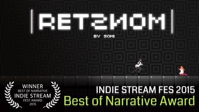 Screenshot from RETSNOM