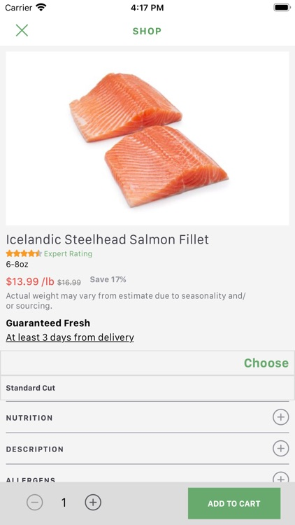 FreshDirect: Grocery Delivery screenshot-5