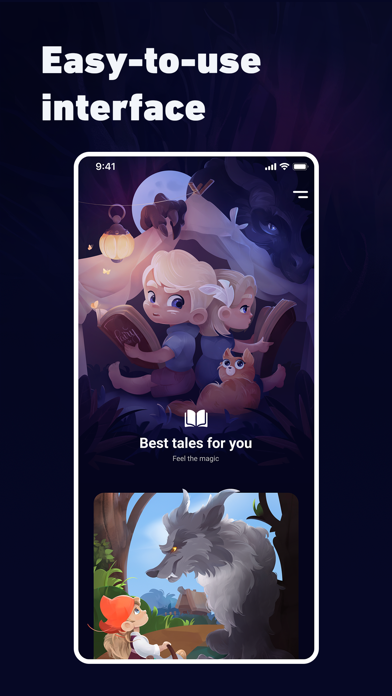 Fairy: Kids Bedtime Stories Screenshot