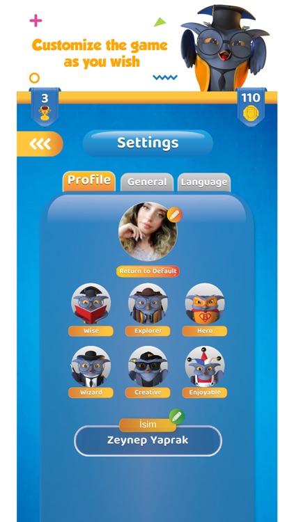 Bilgelik Online Word Game screenshot-5