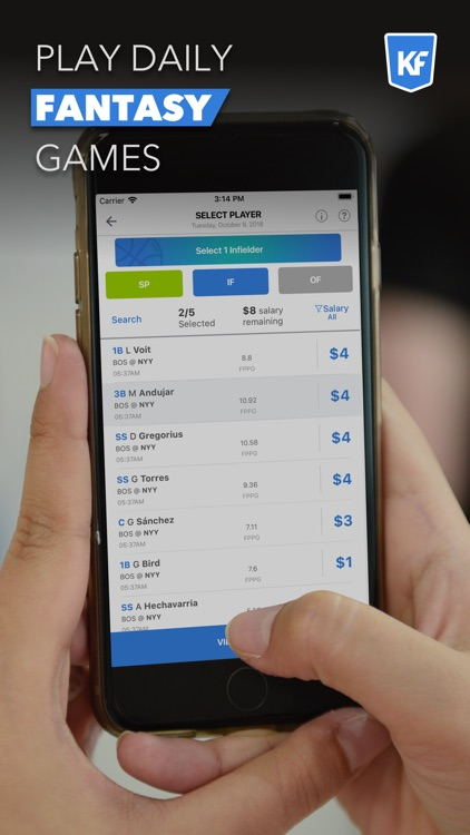 Kroo - Sports Predictions screenshot-1