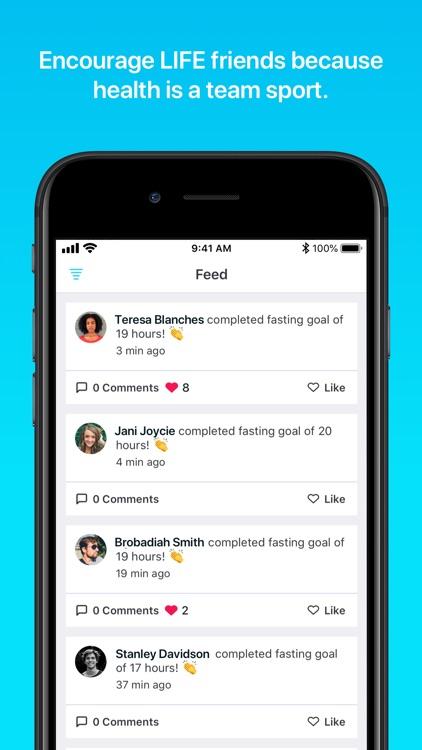 LIFE Fasting Tracker screenshot-3