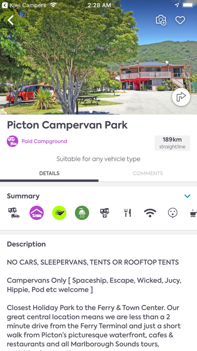 Happy Campers NZ screenshot three