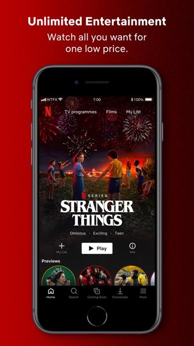 Unduh Netflix pada Pc