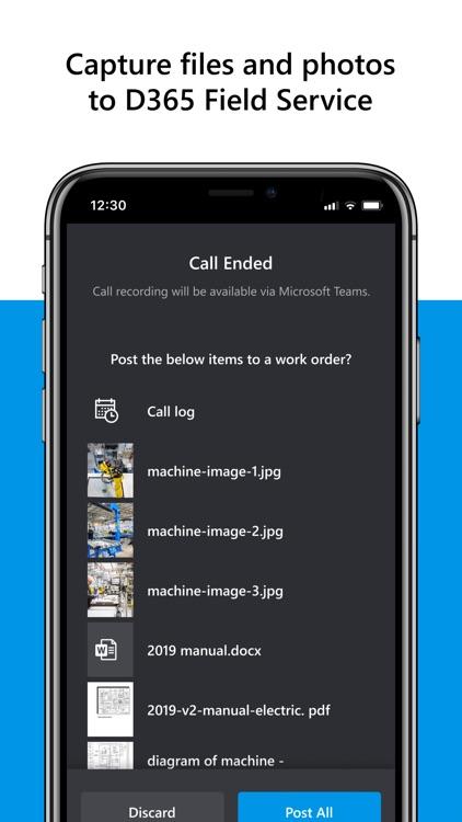 Dynamics 365 Remote Assist screenshot-5