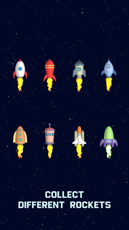 Tricky Rocket - Space Flight screenshot-3
