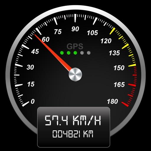 Умный GPS-спидометр