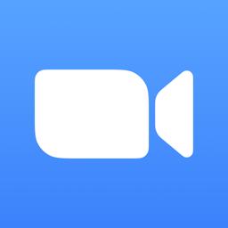 Ícone do app ZOOM Cloud Meetings