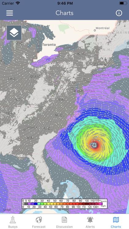 Marine Weather Forecast Pro screenshot-7