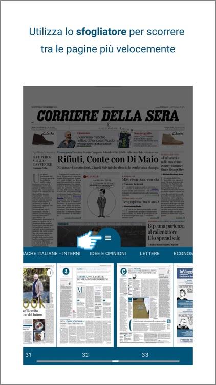 Corriere della Sera screenshot-3