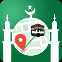 Muslim Assistant: Azan, Qibla