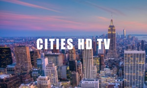 Cities relaxation TV