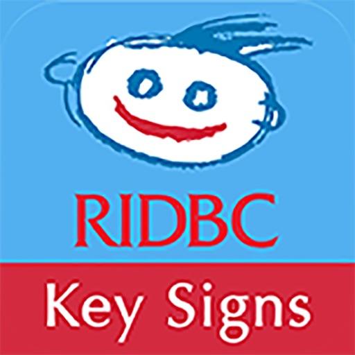 RIDBC Auslan Tutor Key Signs