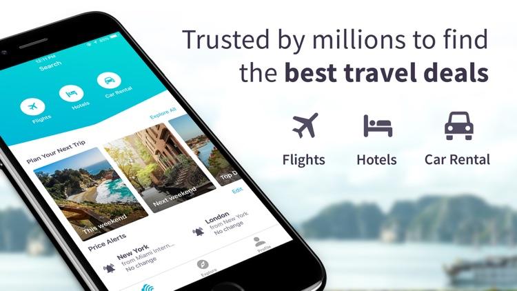 Skyscanner - Travel Deals screenshot-5