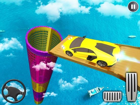 車のゲーム & 車のスタントのおすすめ画像2