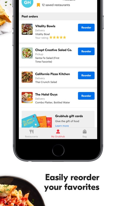 download Grubhub: Local Food Delivery