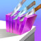 App Icon for Steel Slicing ASMR App in United States IOS App Store