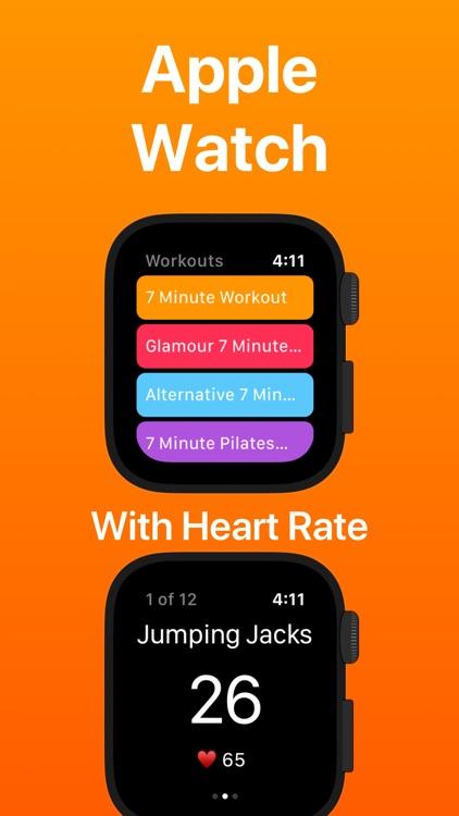 7 Minute Workout screenshot-6