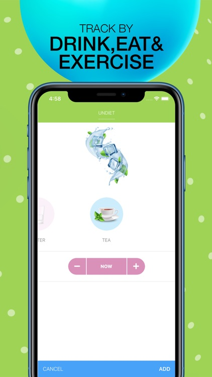 Undiet - Your Progress Tracker screenshot-3