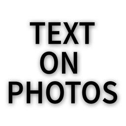 Text On Photo - Text Edit