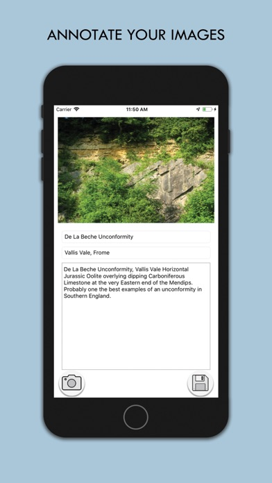 Screenshot for Fieldwork in United States App Store