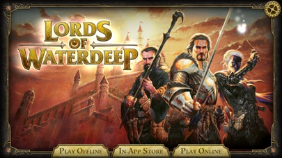 D&D Lords of Waterdeep free Resources hack