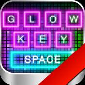 Glow Keyboard FREE - Customize & Theme Your Keyboards icon