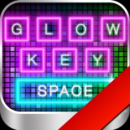 Glow Keyboard Customize Theme