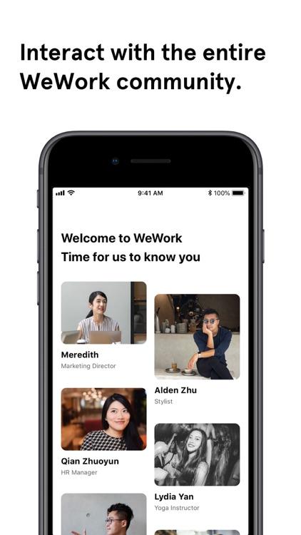 WeWork GC screenshot-5
