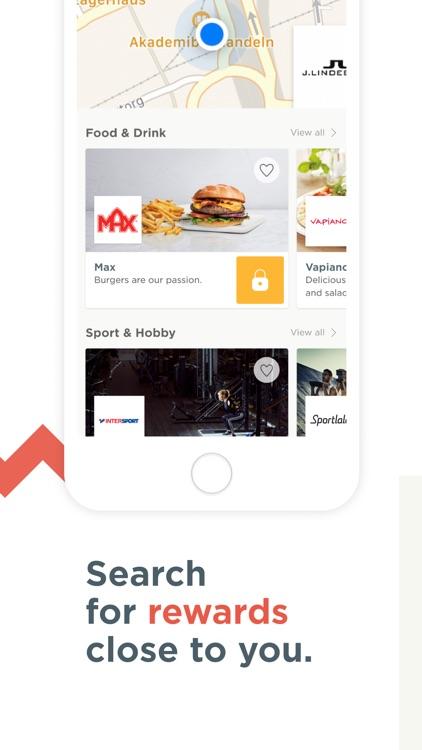 Meniga Rewards: Cashback screenshot-3