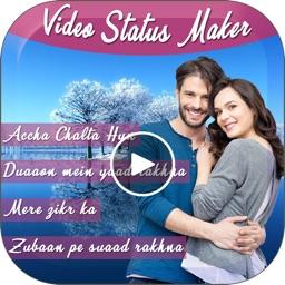 Full Screen Video Status Maker
