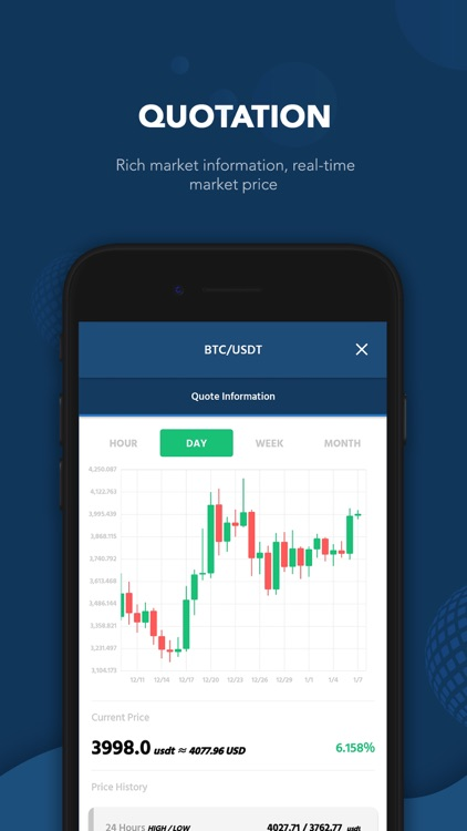 GoldStone - Cryptocurrency screenshot-5