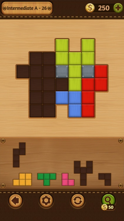 Block Puzzle: Wood Collection screenshot-4