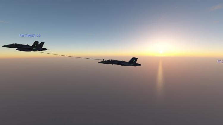 Carrier Landing HD screenshot-8
