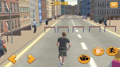 Marathon Training Straße RasseScreenshot von 5