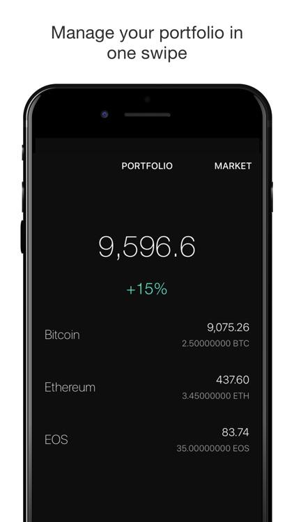 Crypton - Bitcoin Tracker screenshot-3
