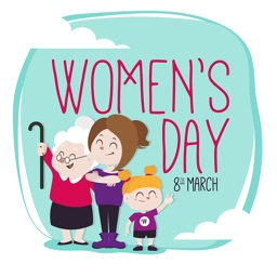 Women's Day Wishes-Photo Frame