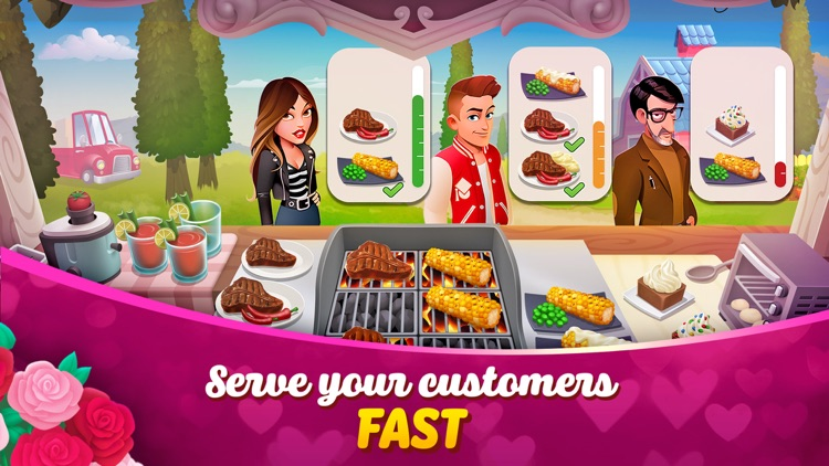 Tasty Town - The Cooking Game screenshot-0