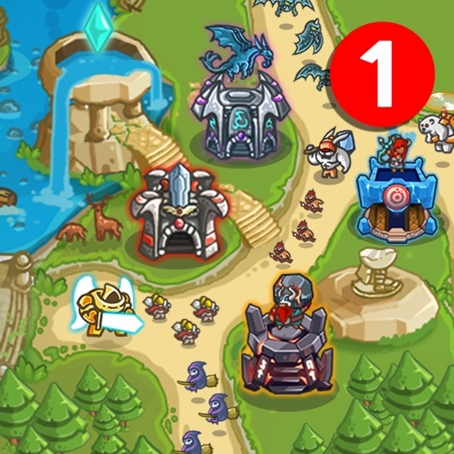 Kingdom Defense: Hero Legend iOS App