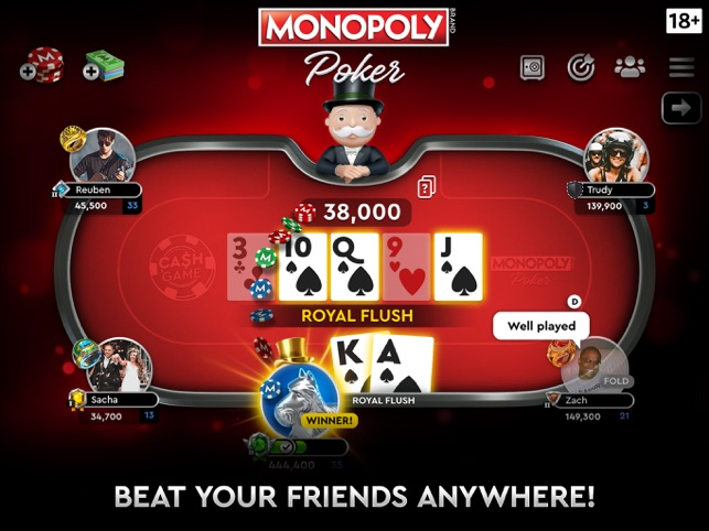 Conquer Online Mobile Poker