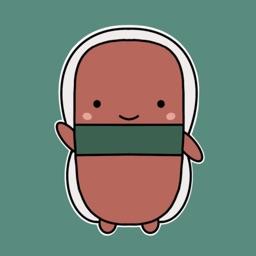 Musubi Stickers Animated