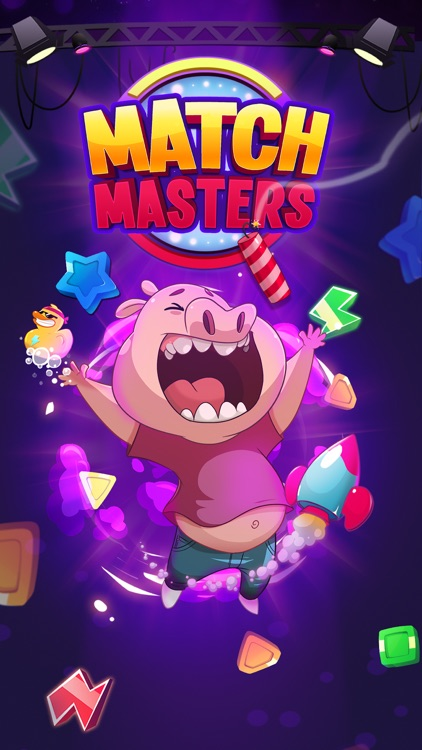 Match Masters - PvP Match 3 screenshot-6