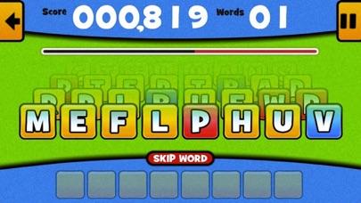 Words Gems Game screenshot four